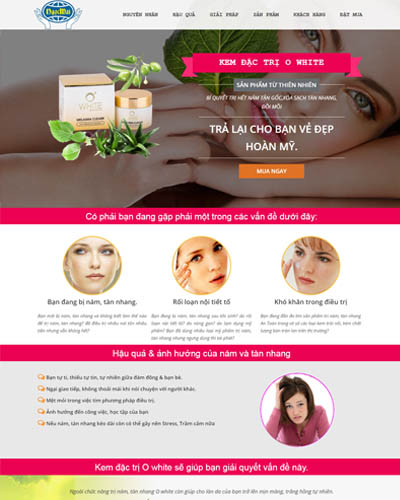 Thiết Kế Landing Page